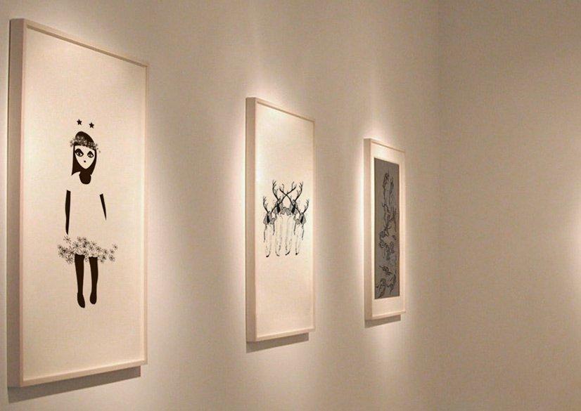 Cristian Grossi exhibition